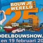 Modelbouwshow Zeelandhallen 18 – 19 februari 2017
