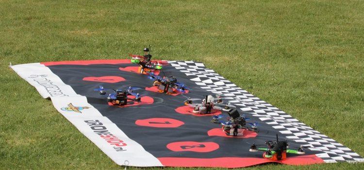 Foto's 1e Ranking NK Drone Race