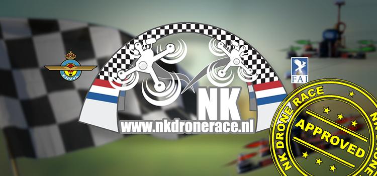 1e Ranking Toernooi NK Drone Race bij Delta
