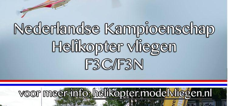NK Helikopter vliegen 9 juli 2017 bij Delta