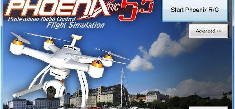 PhoenixRC Flightsimulator
