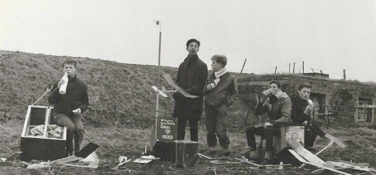 Geschiedenis van het modelvliegen op Walcheren deel 1 (1936 – 1966)