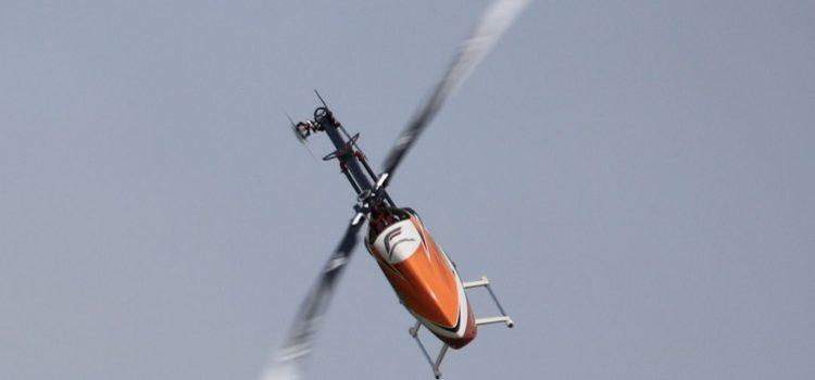 EK Helicopter vliegen komt er aan!