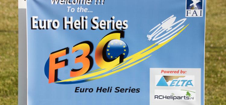 F3C Euro Heli Series 2019