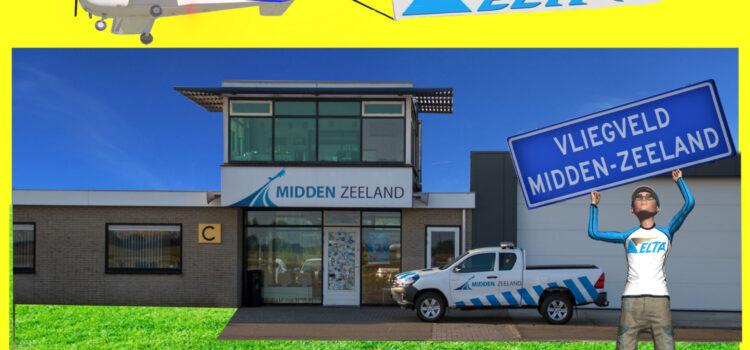 Vliegen op Midden Zeeland